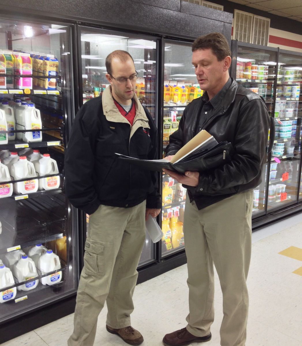 Grocery Store Upgrades Ring Up Energy Savings